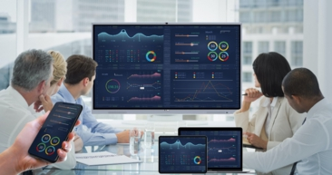 All-in-one Video Conferencing Equipment Empowered by Intelligent Display and Digital Technology Ushers in Spring