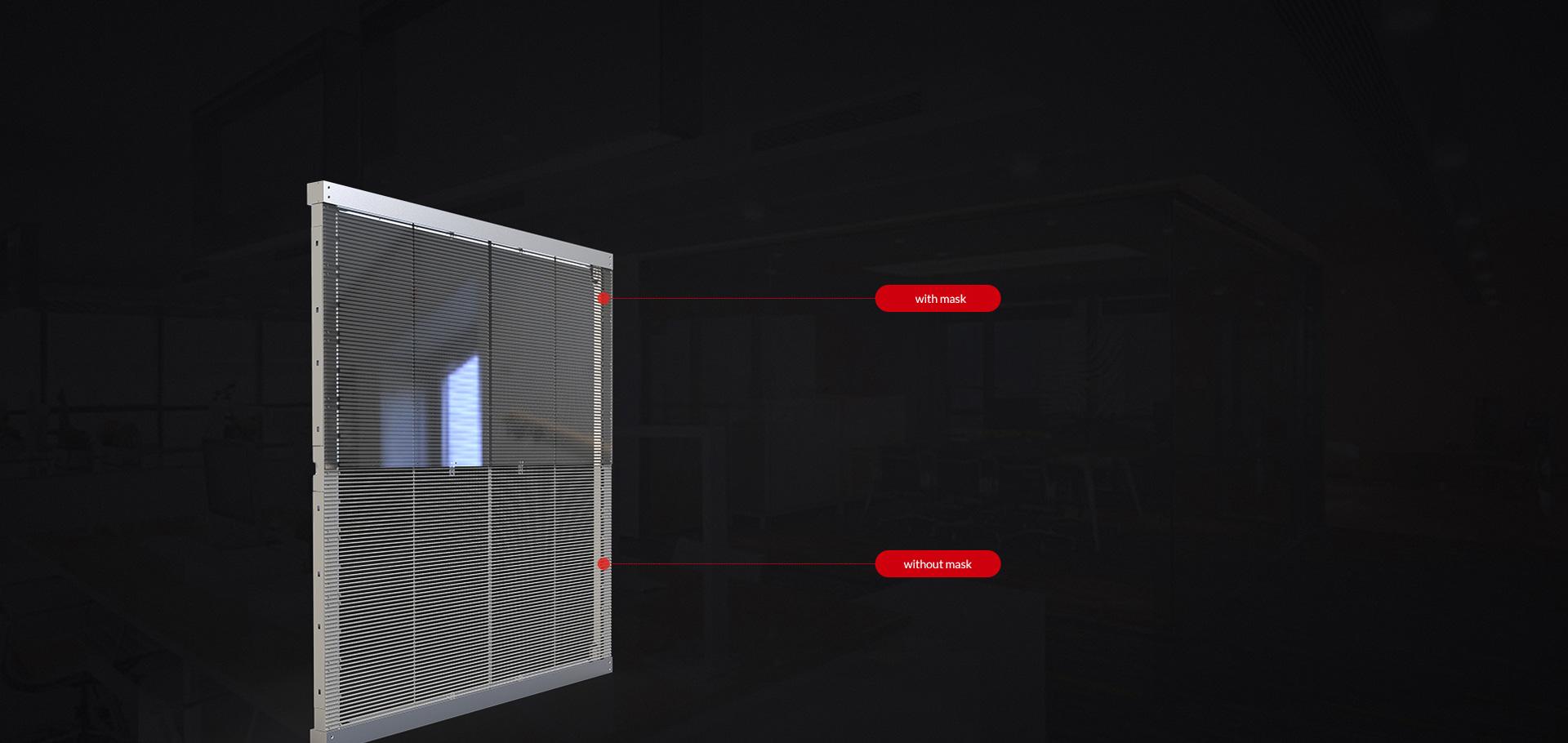 透明Pc面罩可选,无反射