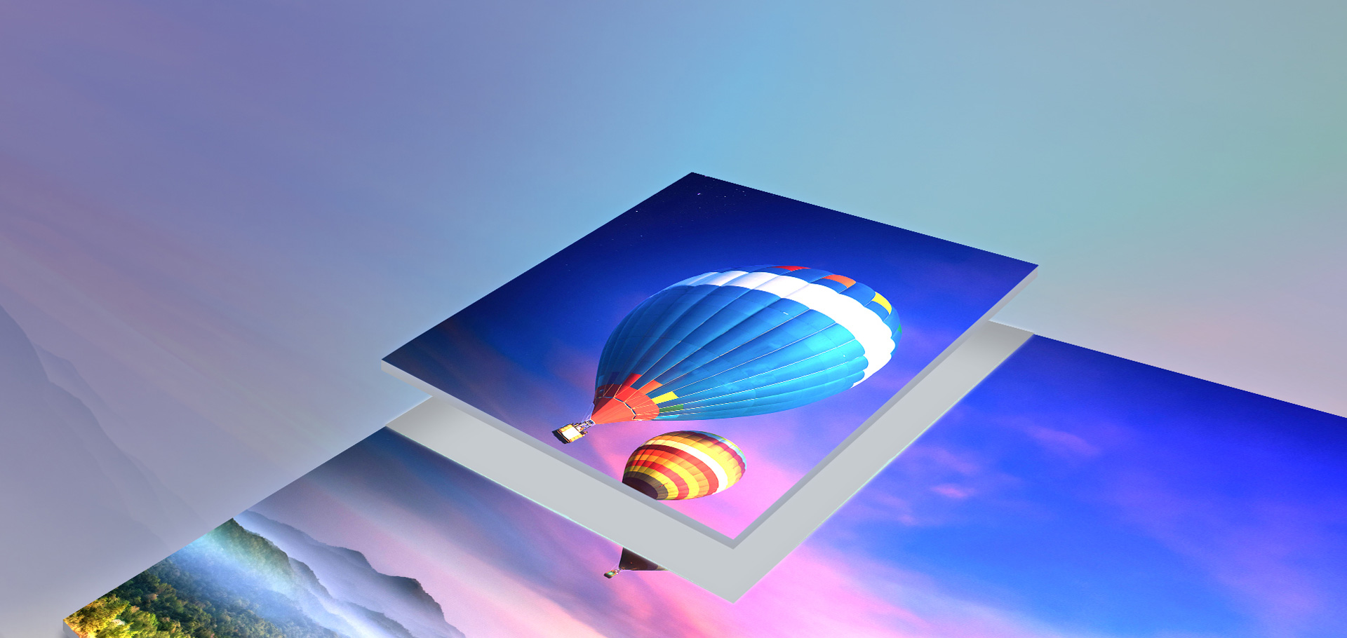 HD Display, Seamless Splicing