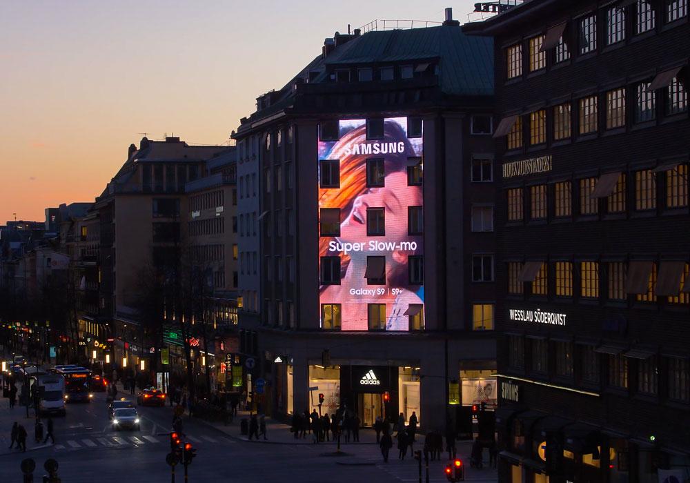 2015 Stockholm Sweden Sergels Torg