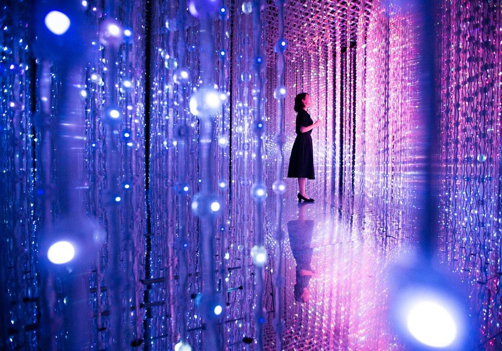 2016 Singapore Museum 3D Performance