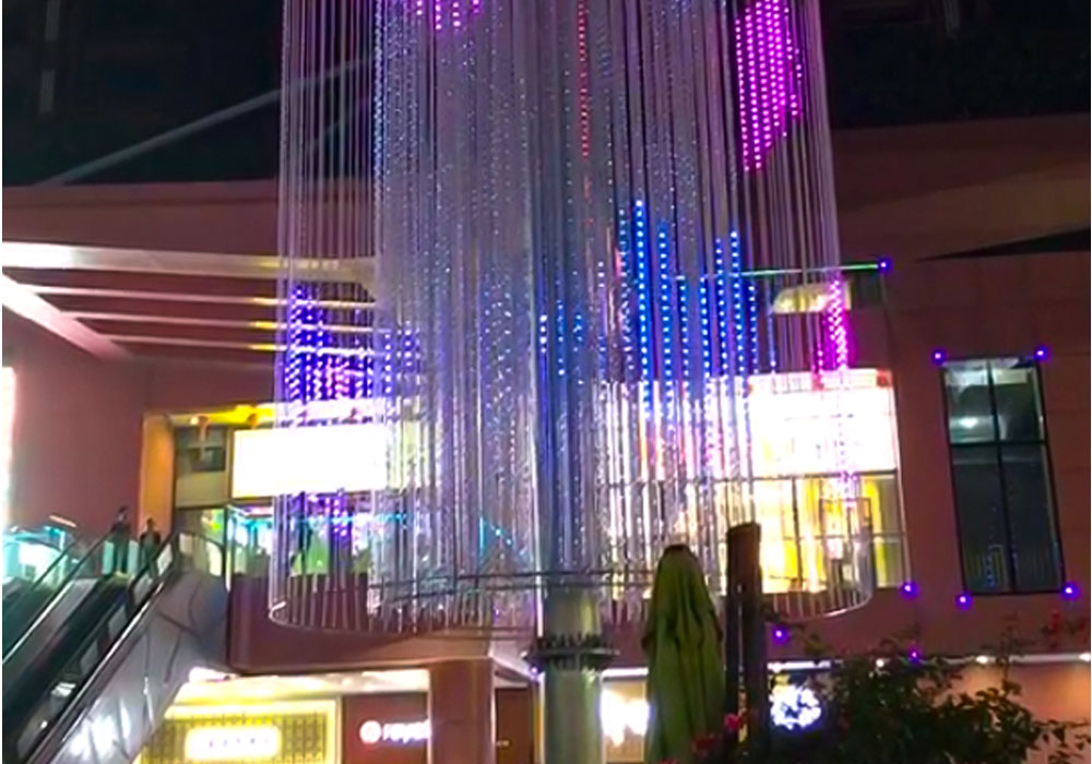 2017 Dongguan Hanbang 66 Plaza 3D Performance