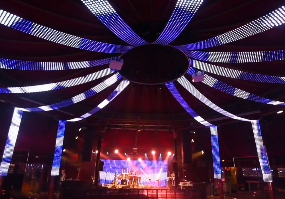 French Stage Rental Events