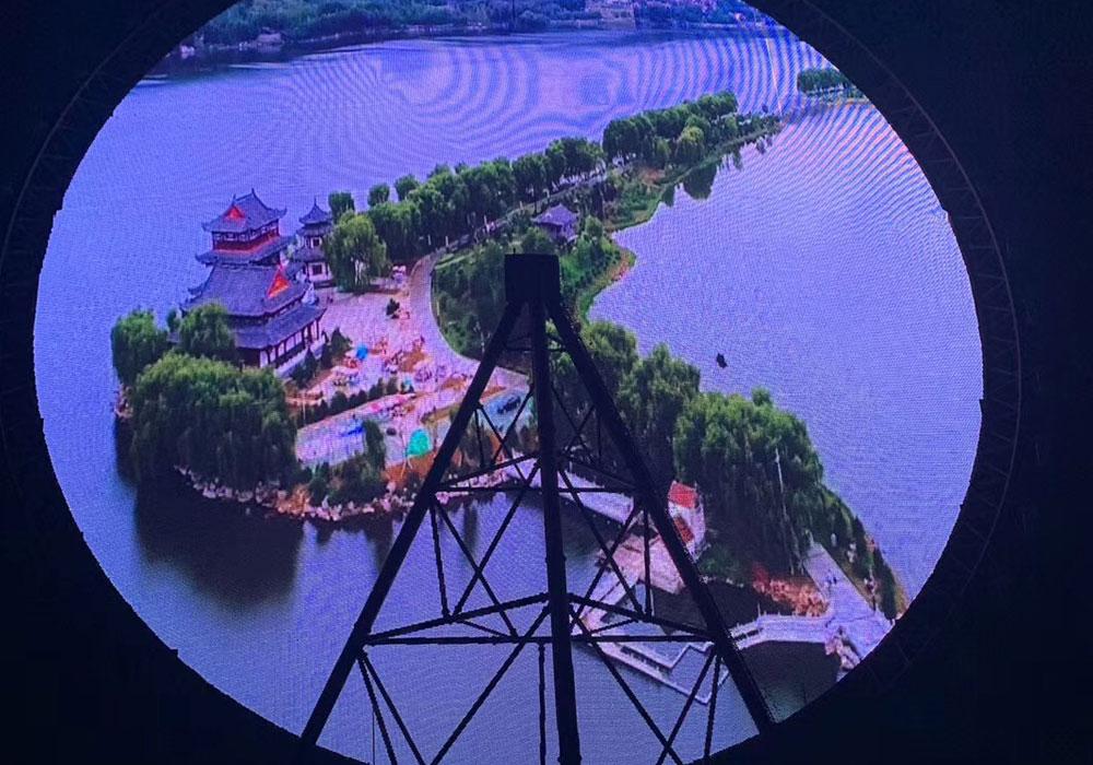 2018 Ferris Wheel - Eye of Heihe