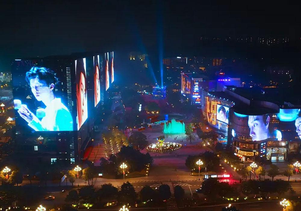 2018 Guangzhou Lvzhou Square