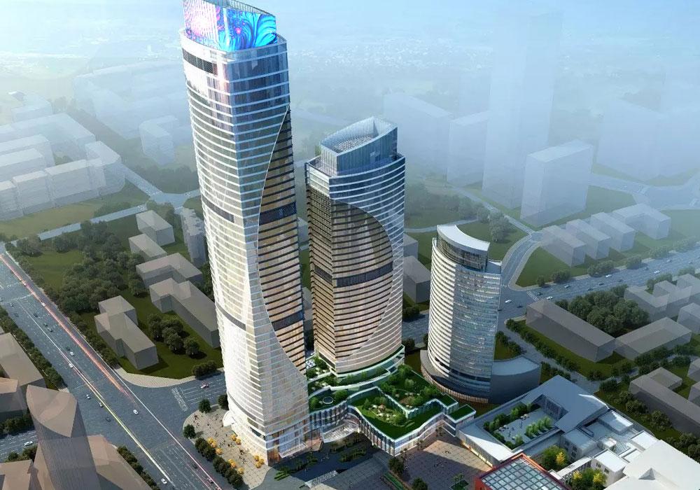 2018 Guiyang Guilv Building
