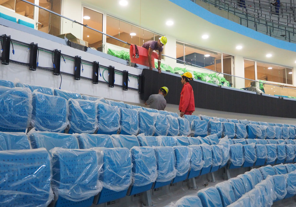 2014 Kazakhstan Stadium Screen