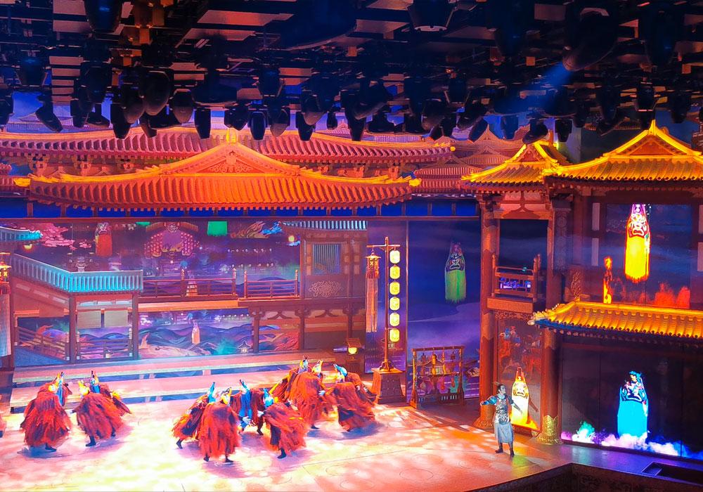 2019 Datang Fengwujiutian Theatre