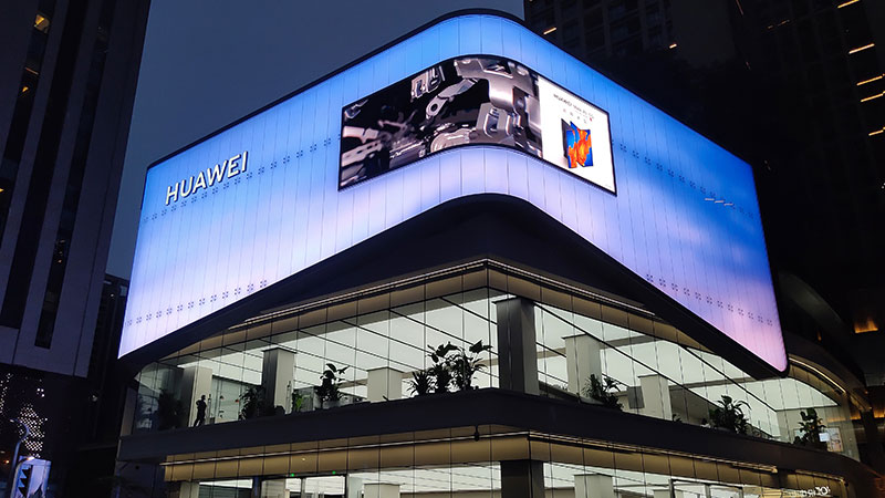 Outdoor LED Display Cleaning and Maintenance