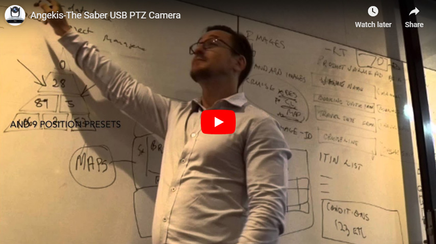 камера Angekis Saber USB