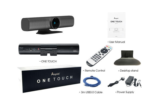 one touch video conferencing