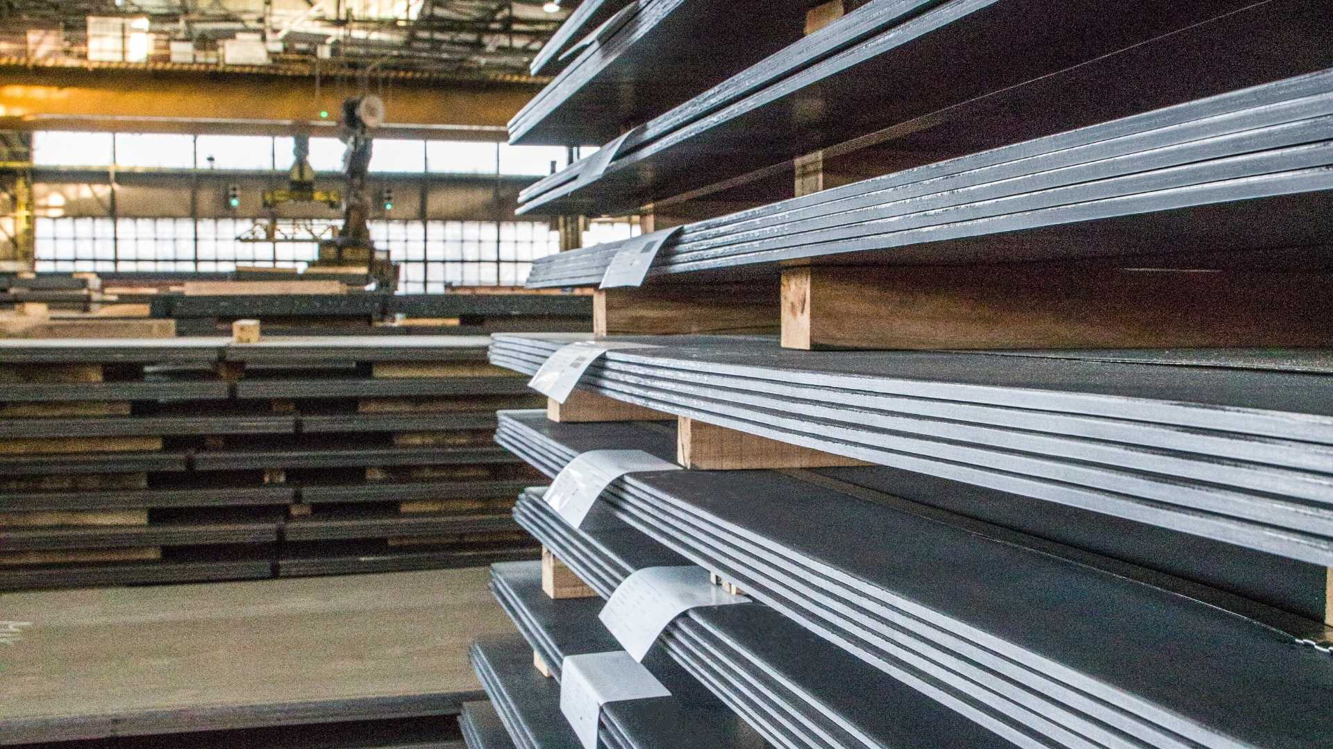 Main Problems in the Use of High Strength Steel Plate