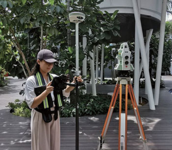 Outdoor Mapping Solution