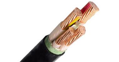 Câble isolé en polyéthylène réticulé