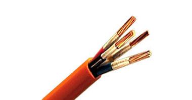 Câbles ignifuges