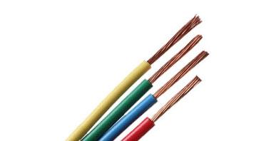 Câble sans halogène à faible teneur en fumée