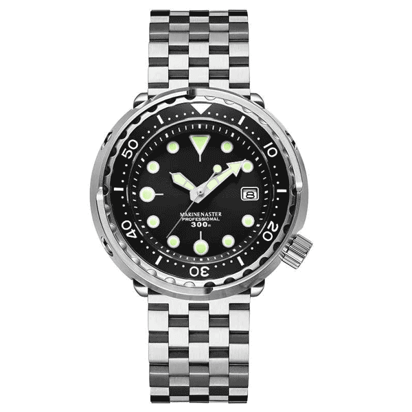 Stainless Steel Dive Watch