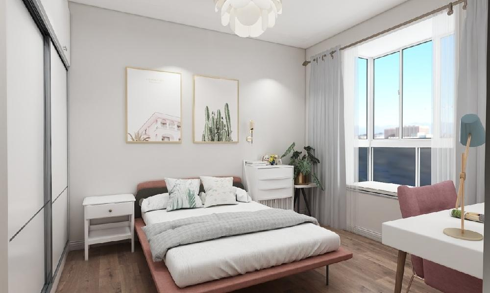 How Big a Bedroom Can You Design a Cloakroom? And How to Decorate the Cloakroom?