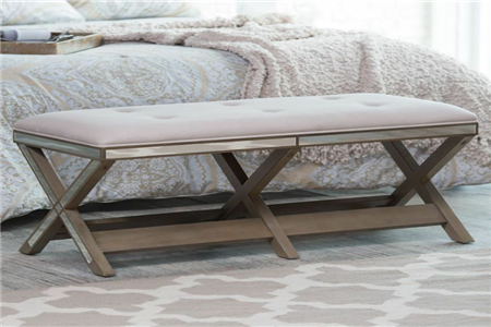 What Is the Function of the Bed-end Stool in the Bedroom?