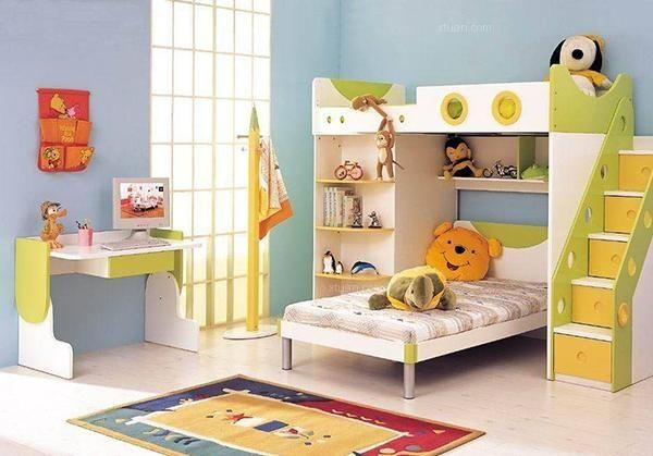 Matters Needing Attention for the Space Configuration of Children's Room