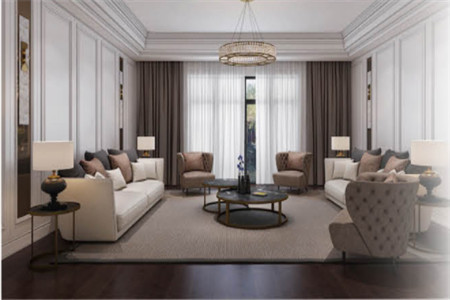 In the Process of Decoration, How High Should the Chandelier Be in the Living Room with a Height of 2.7 Meters?