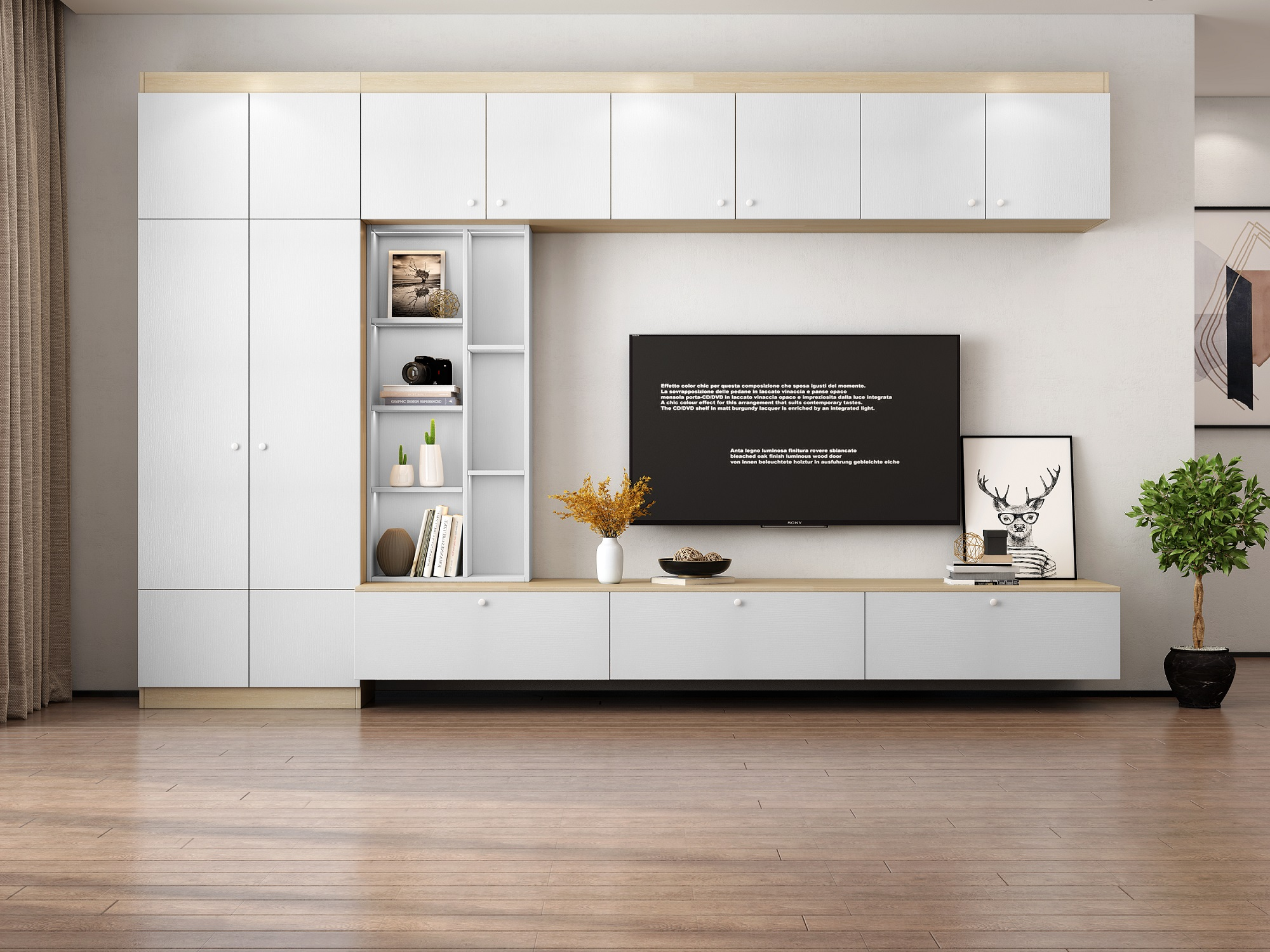 Distinguish the Two Branches of Nordic Style and You Will Know Which One to Choose for Interior Design