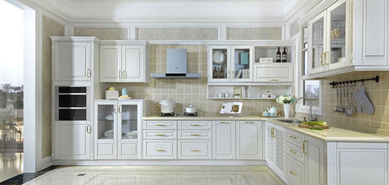 BERLIN SPRING Kitchen Cabinets