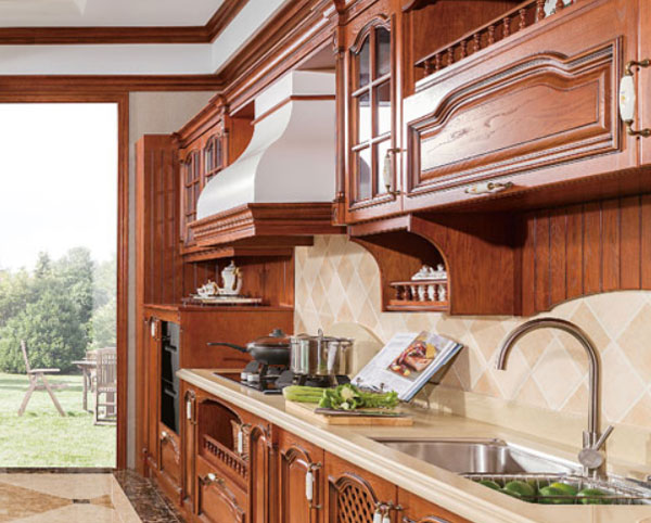 CEZANNE IMPRESSION Kitchen Cabinets