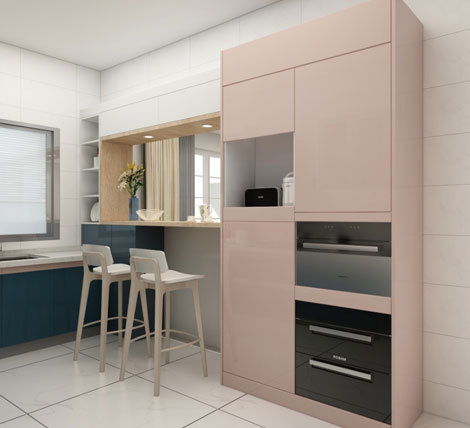 MOCASSO Kitchen Cabinets