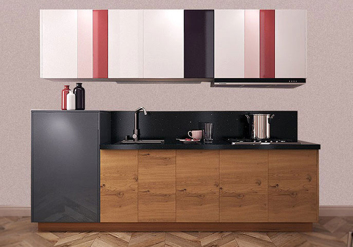 SUGER Kitchen Cabinets
