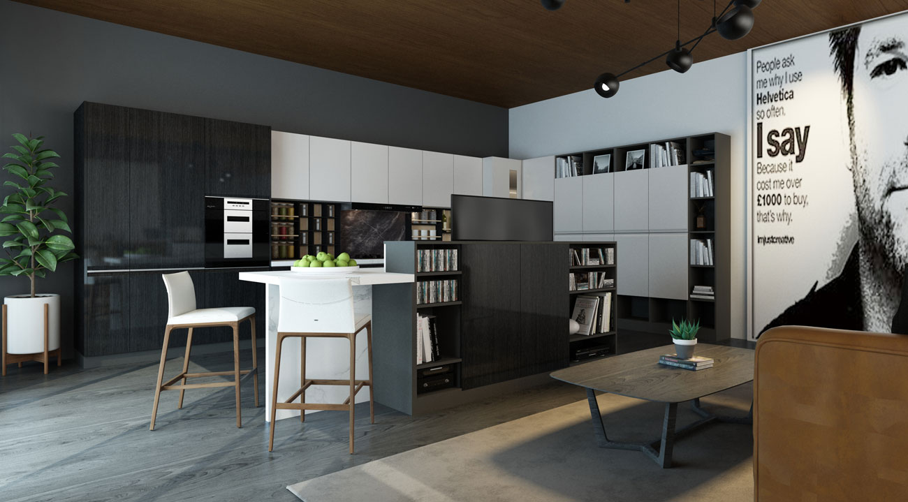 WESLEY Kitchen Cabinets