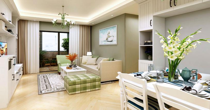 GREEN LIGHT SUMMER Whole House Design