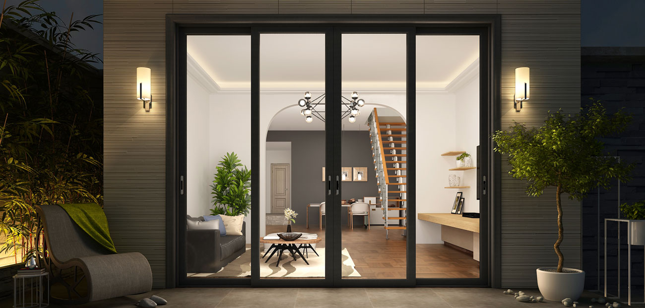 EIFFEL Sliding Door