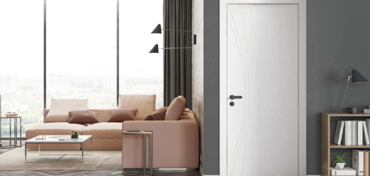 MODERN CITY SERIES Interior doors