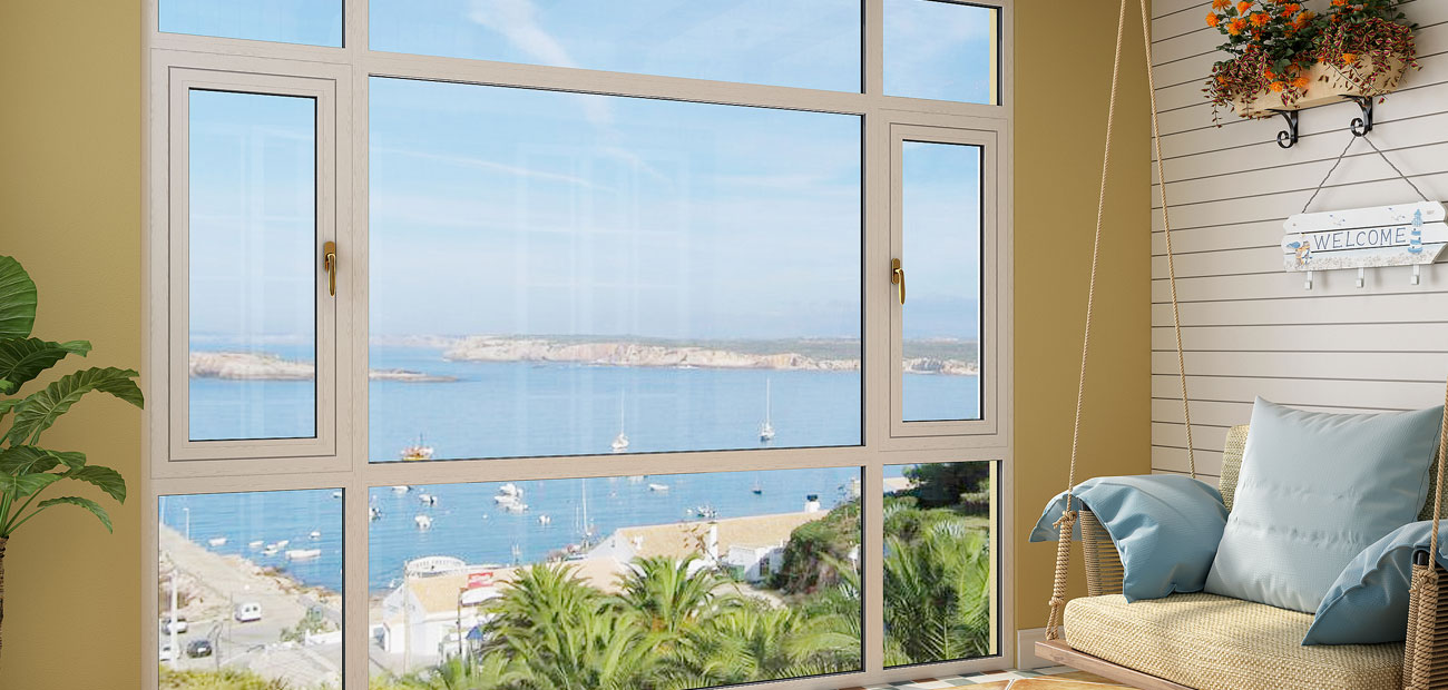 NORMANDY Casement Windows