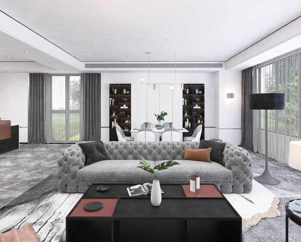 MANHATTAN Whole House Design