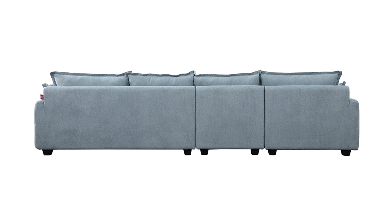 LIVING ROOM SOFA SIMPLE DESIGN SOFA SET-(SF-B1837B)