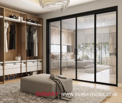 CONCISENESS Sliding Door