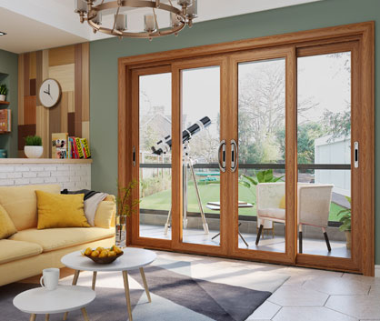 IRELAND Sliding Door