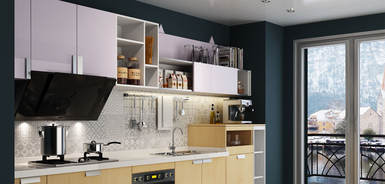 FOREVER YOUNG Kitchen Cabinets