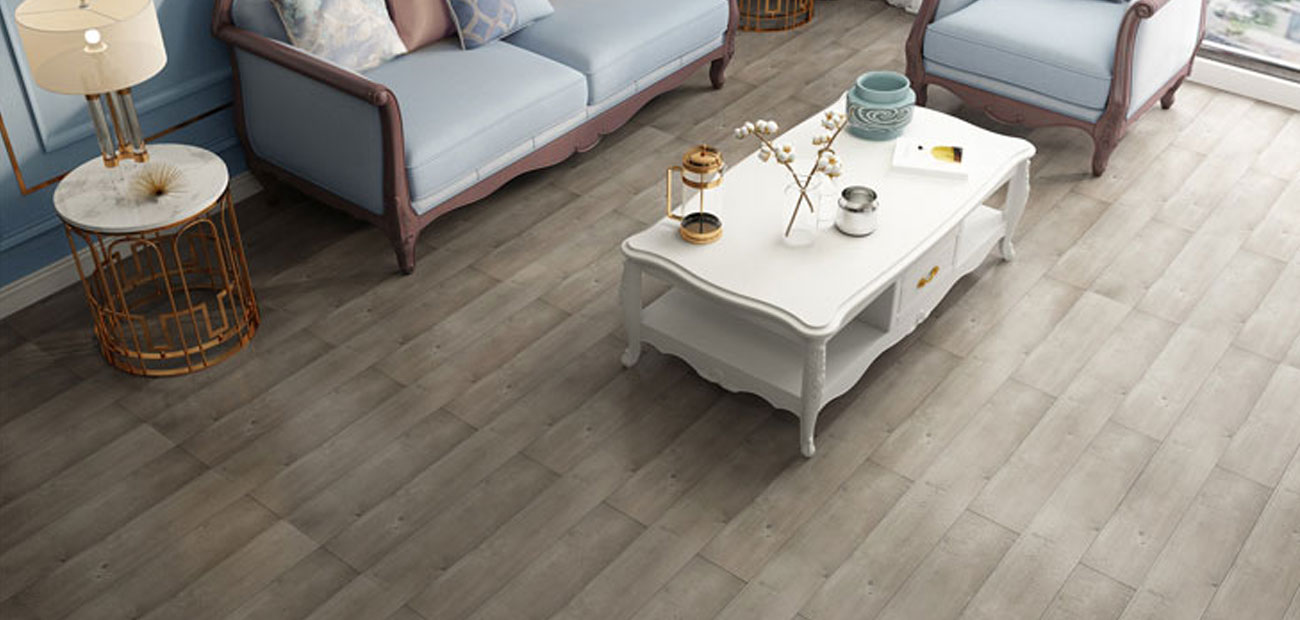 High Quality Eco-friendly Waterproof Flooring (WDA-1803B)