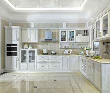 BERLIN SPRING Kitchen Cabinets