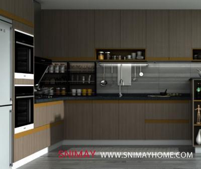 LATTE IMPRESSION Kitchen Cabinets