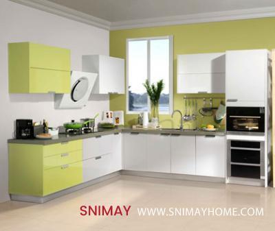 SENNA CHUNXIAO Kitchen Cabinets