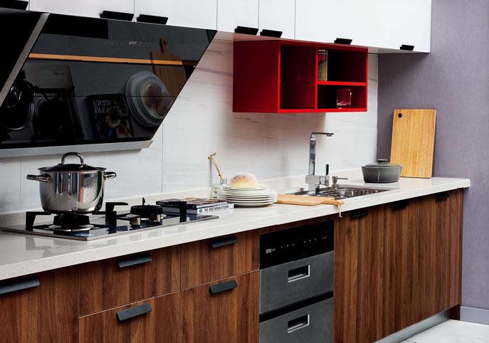 SUMMER OF TALLINN Kitchen Cabinets