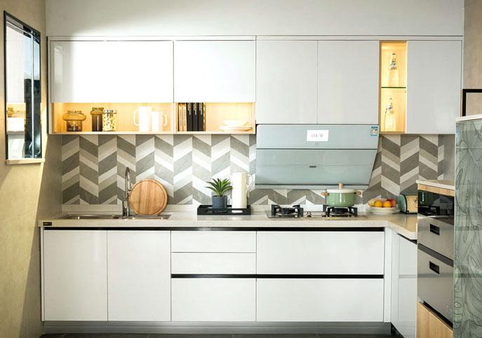 YOUMUWUYU Kitchen Cabinets