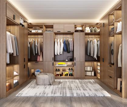 MODERN TIME Wardrobe