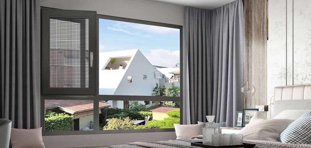 SEATTLE Casement Windows