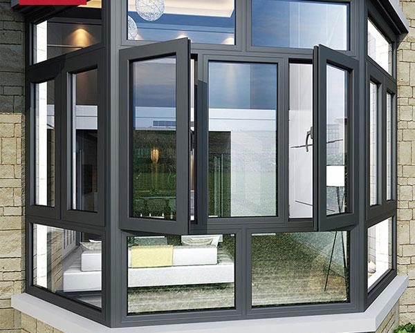 SIMPLY EUROPEAN Casement Windows