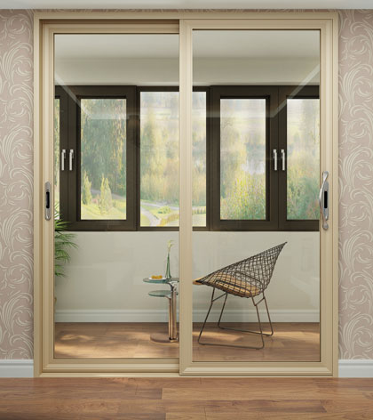 EULOGZE Sliding Door
